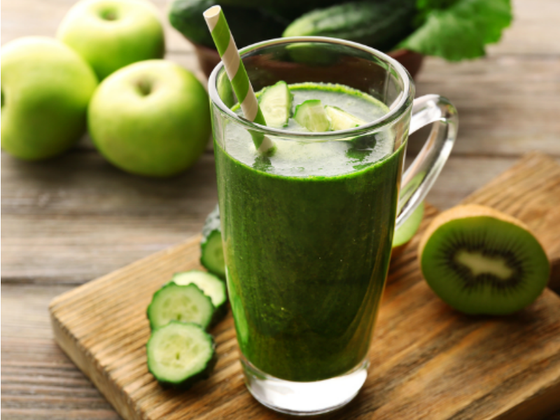 Green smoothie recipes for weight loss slimming strategy