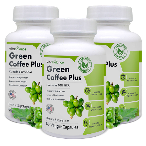 Green Coffee Plus new product