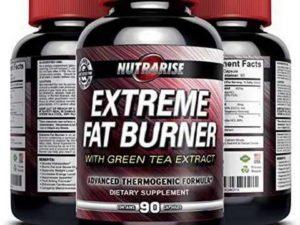 Thermogenic extreme fat burner bottles