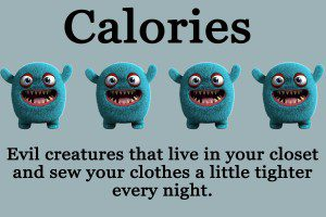 What really are calories?