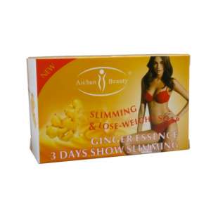 ginger slimming soap