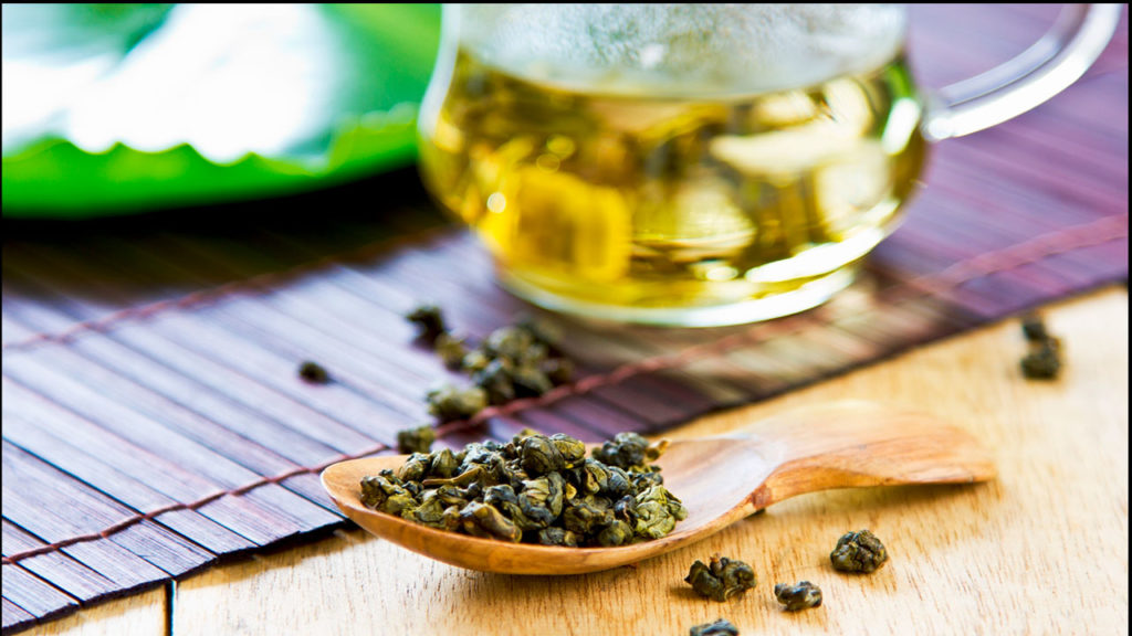 Healh benefits of oolong slimming tea