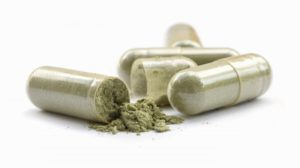 Tablets for weight loss with powder