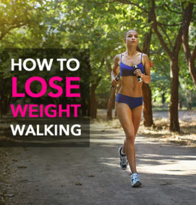 how to lose weight by walking 9