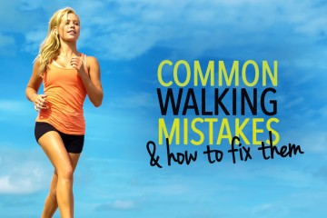 how to lose weight by walking 6