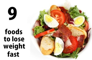 foods that help you lose weight fast 9