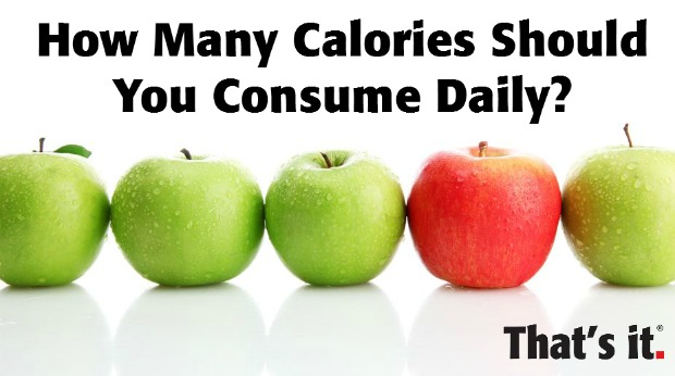 how many calories should i consume to lose weight 9