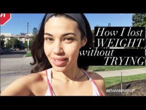 how to lose weight without trying 7