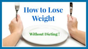 how to lose weight without trying 8