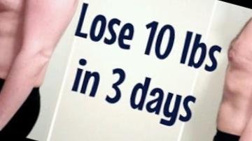 lose 10 pounds in 3 days diet 9