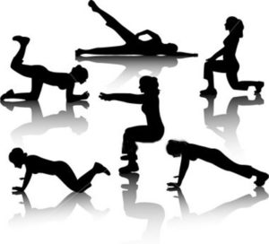 weight loss exercise routine 9