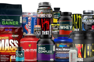 Whey protein and other top weight supplements