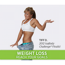 Isagenix weight loss 9