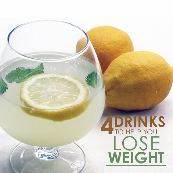 drinks that help you lose weight 6