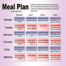 easy meal plans for weight loss 9