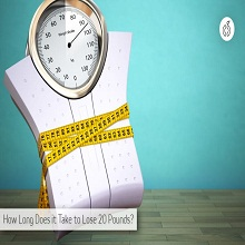 how long will it take to lose 20 pounds 9