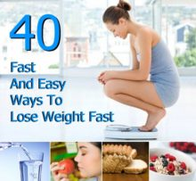 how to lose weight fast and easy 6