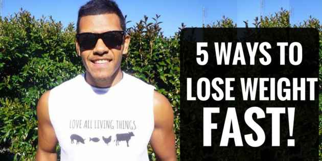 how to lose weight very fast 7