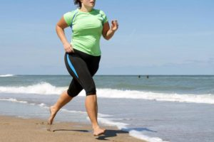 lose weight running 6