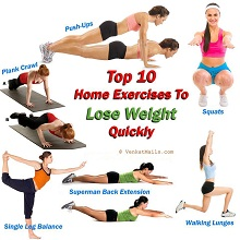 workout routine to lose weight 9
