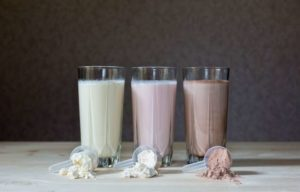 Meal replacement diets smoothies