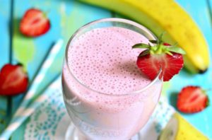 Awesome Strawberry Banana Smoothie