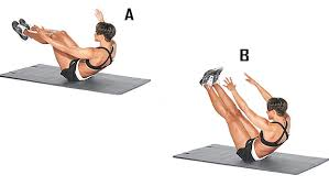 fat burning AB workouts 8