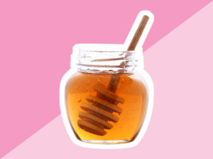 Honey is awesome for slimming!