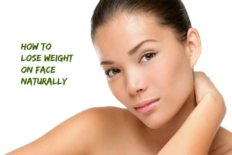 how to lose face weight 6
