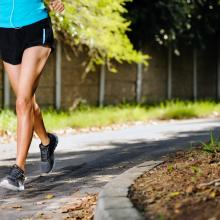 Running to lose fat fast