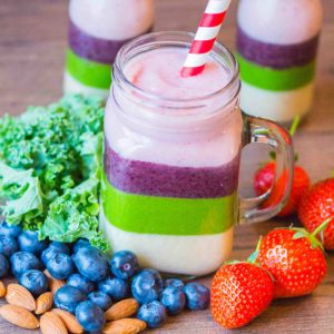 Making the best smoothie recipes for weight loss