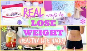 Simple tricks to lose weight fast