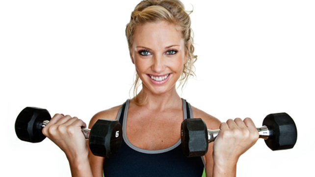 weight exercises for women 6