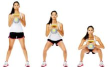 weight exercises for women 8