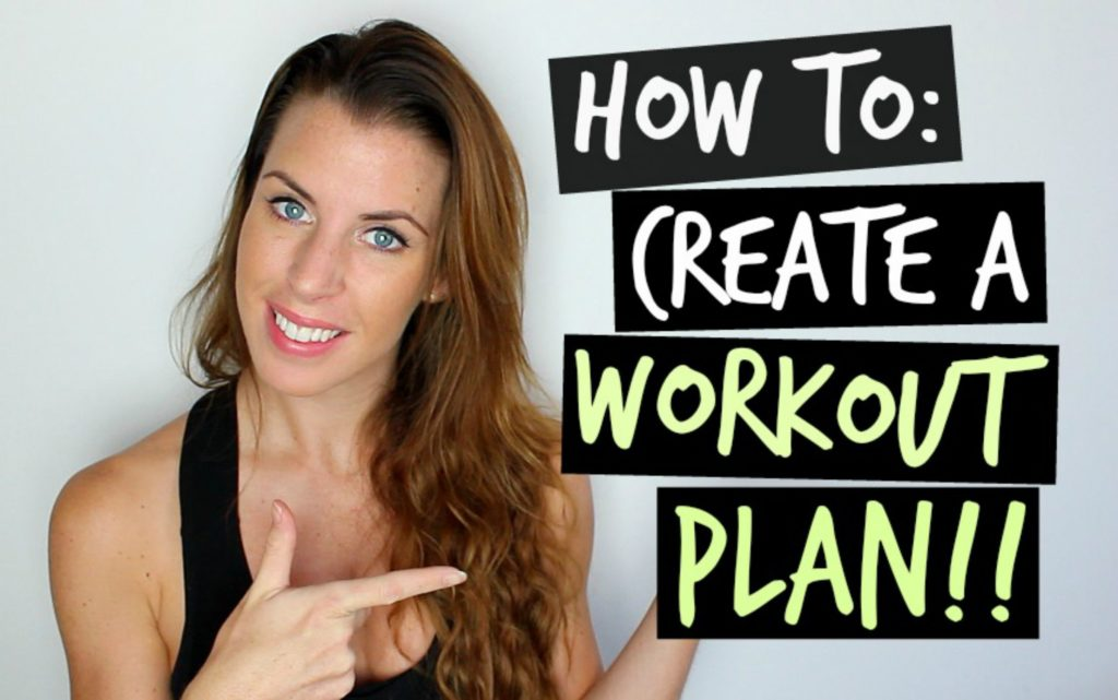 work out plans for women 8