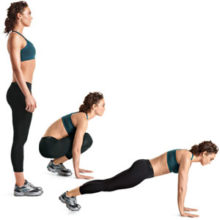 workouts to lose weight 8