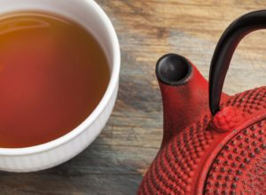 Ginseng tea is one of the healthiest drinks ever!