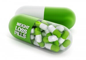 Extreme slimming pills