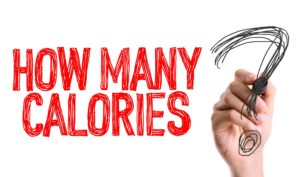 How many calories do I need to lose weight quickly?